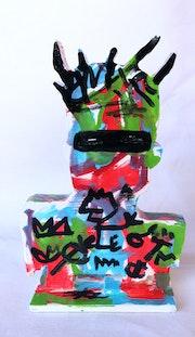 Wasn't me (a Basquiat tribute),.