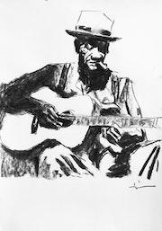 Blues for Fritz #3. Dominique Dève