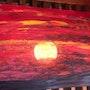 Soleil rouge. Mikah