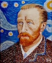 Van Gogh dans les étoiles.
