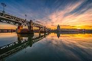 Pont Saint Pierre (toulouse). Nadir Amghar