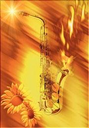Saxophone. Harald Dastis