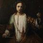Lucrezia Borgia Rembrandt 1666 (copy). Fatmir Brezanin