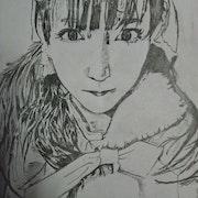 Venus Angelica Cosplayer sketch. Sinastian