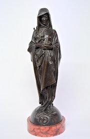 Vierge de Bethléem. Marc Menzoyan Antiquités