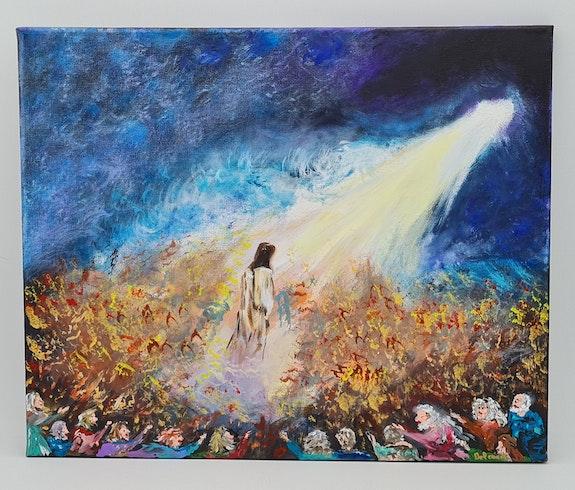 La deception de jesus. Christelle Delcourt Christelle Delcourt