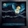 Ein blauer Engel kommt ins Grübeln. Eva-Maria Jensch