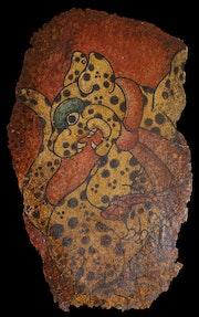 Jaguar. Cuahutlatohuac H. Xochitiotzin Ortega