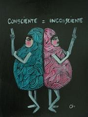 Consciente inconsciente.