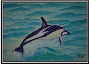 Delfin. Jose Pascual Navarro Gandia