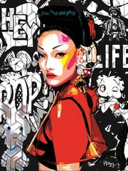 Pop asiatique. Patrice Fligny