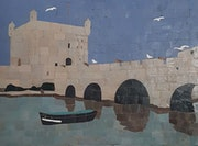 El puente. Mohamed Rimah Canam