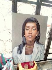 Portrait. Ziteto Lbk