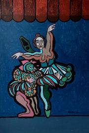 Los bailarines. Pablo Soler