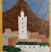 Alminar. Mohamed Rimah Canam