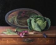 Velvety color. Yana Rikusha