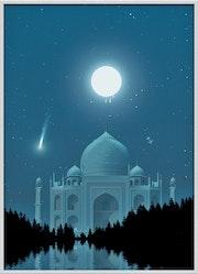 Taj Mahal III. Harald Dastis
