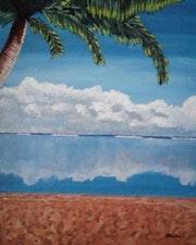 Île deserte. Sophie Leron