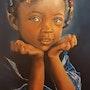 Imany. Nelly Larue
