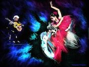 Flamenco. Françoise Deléglise