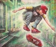 Skate Board.
