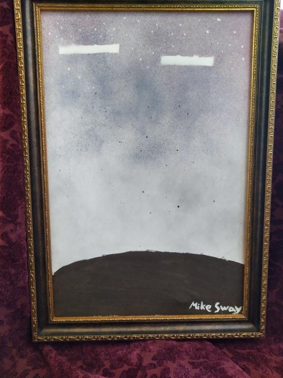 The Blood Rain. Mike Sway Ildai Dari
