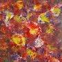 Pich'magic abstract art n°173. Pich