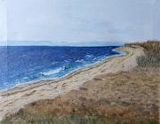 Strand von Dranske.