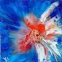Explosion. Yvette Caufriez
