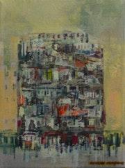 Edificio Abandonado. Miguel Alarcon