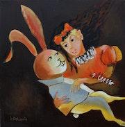 Berceuse pour un lapin. Art'et Miss