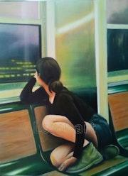 La fille du train. Alfred Lombart