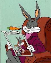 Bugs Bunny. Abhishek