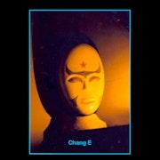 """Édition limitée et peinte 1/7, à partir de l'œuvre originale """"moon goddess"""". Nemesis-007"""