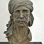Rakshan, l'homme de tous les voyages.. Marielauterre