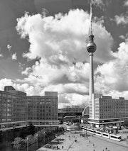 Berlin Alexanderplatz. Frank Hegemann