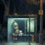 Robot. Abhishek