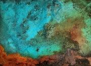 La vague bleue. Brigitte Dravet