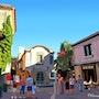 2021-04-28 Carcassonne dans les remparts. Michel Normand