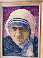 Mère Teresa. Aleks Tusha