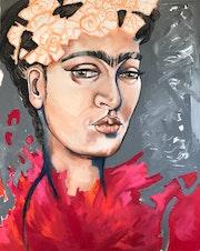 Frida kahlo buganvilla.