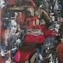 African Dancer. Kate_Art