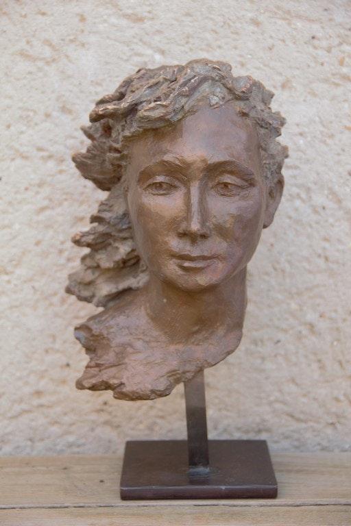 La Fille du Vent. Marielauterre Marielaurence Codini-Bas Marielauterre