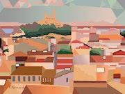 2021-05-01 Les toits de Marseille.
