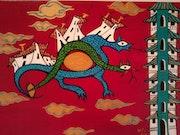 Dragones de la fortuna. Isabel Perez