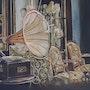 Le gramophone. Nelly Larue