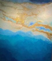 Entre el cielo y el mar. Erick Granados