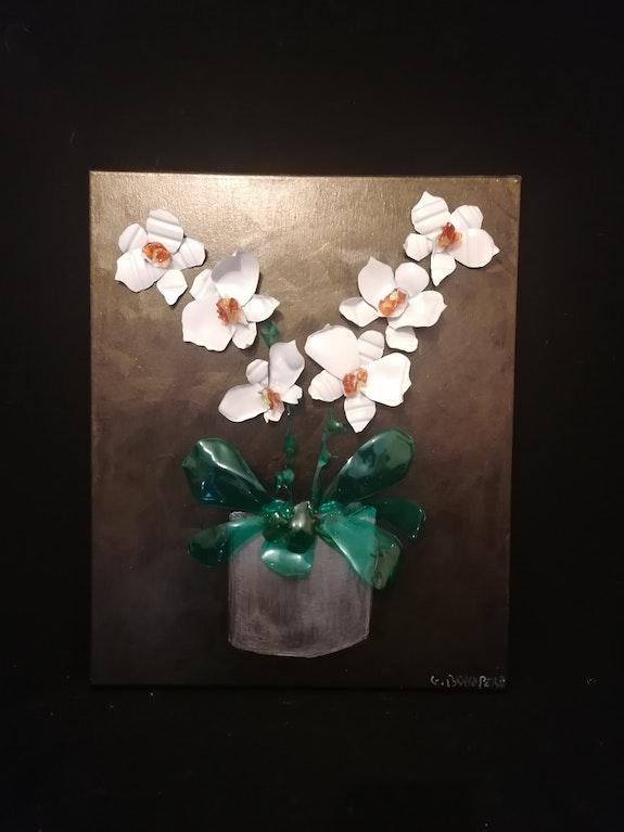 Les orchilaits. Georges Bonopera Art Et Deco Bonopera