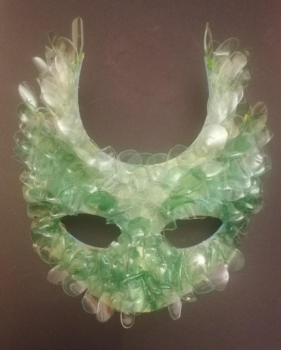Le masque.  Art Et Deco Bonopera