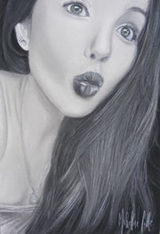 Un baiser ?. Micheline Colle